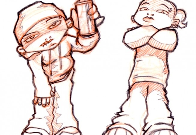 Solar sketches 01