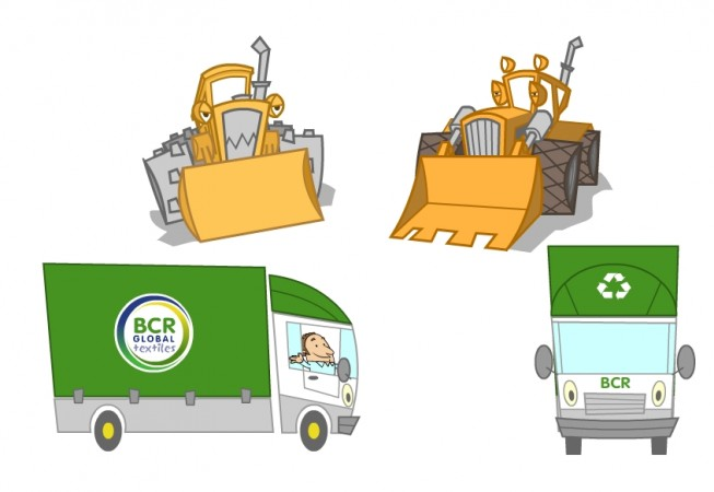 Client: BCR     Project: Online animation