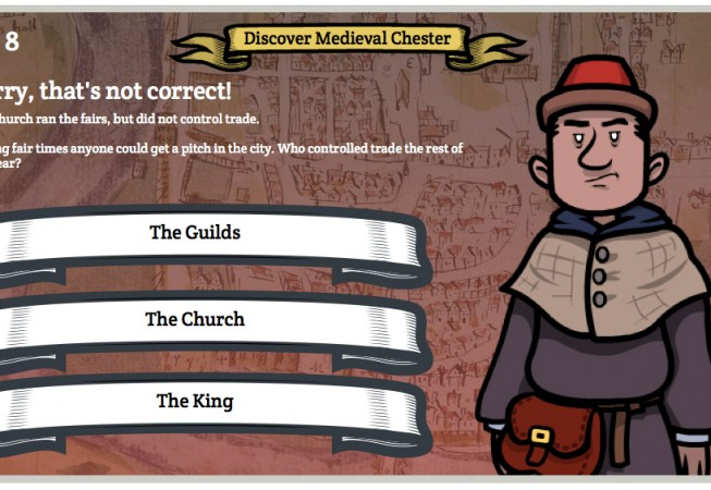Discover Medieval Chester - Screenshot 04