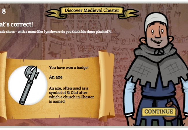 Discover Medieval Chester - Screenshot 03