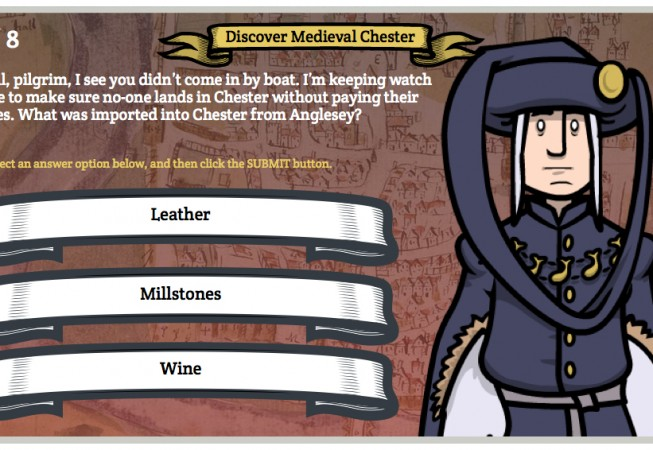 Discover Medieval Chester - Screenshot 02