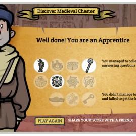 Discover Medieval Chester (Make Sense)