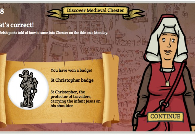 Discover Medieval Chester - Screenshot 05
