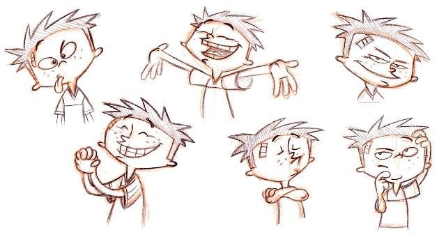 Emotive Sketches - Son