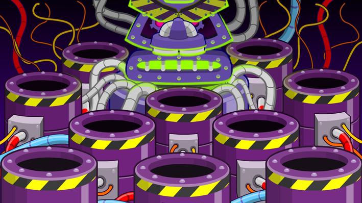 Level 5 BG - Glump O Tron 3000